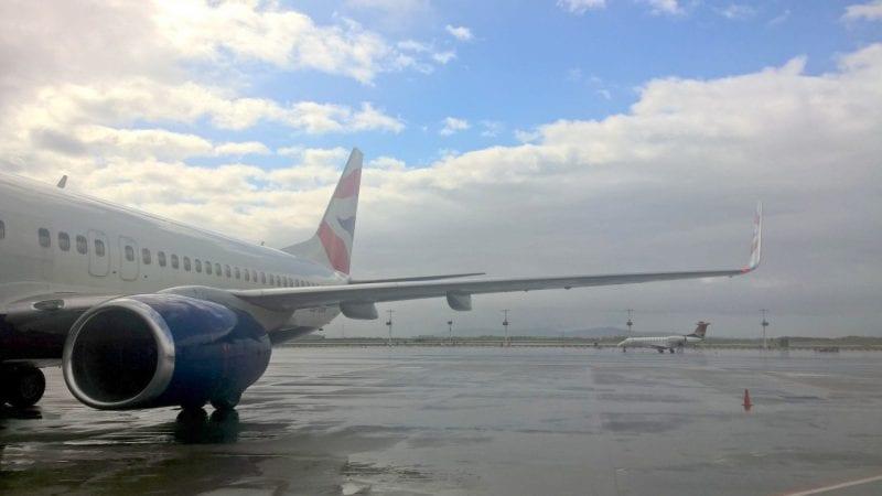 Comair Boeing 737