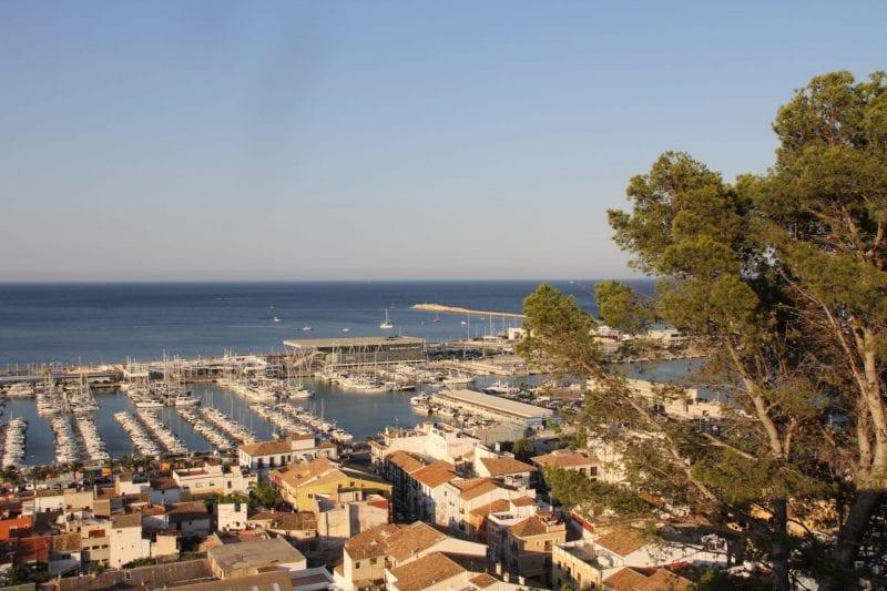 denia harbor