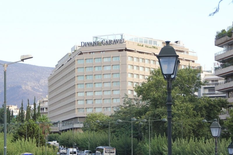 Divani Caravel Hotel Athen