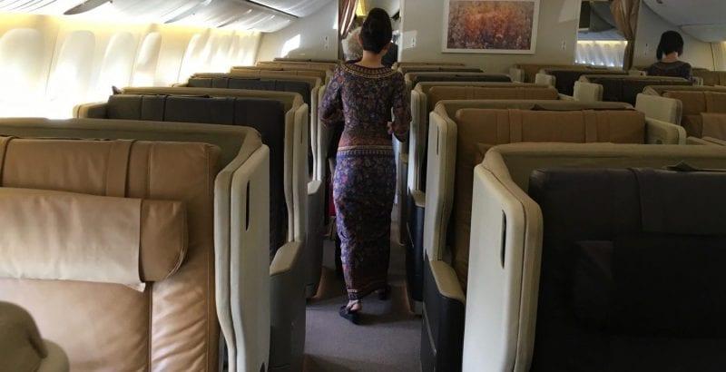 singapore 777 business
