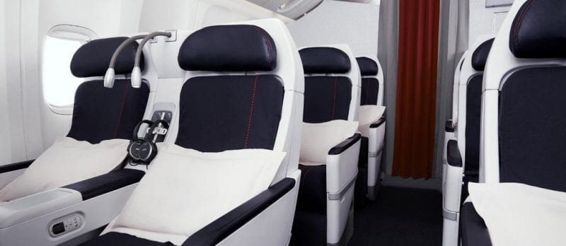 air france premium economy class