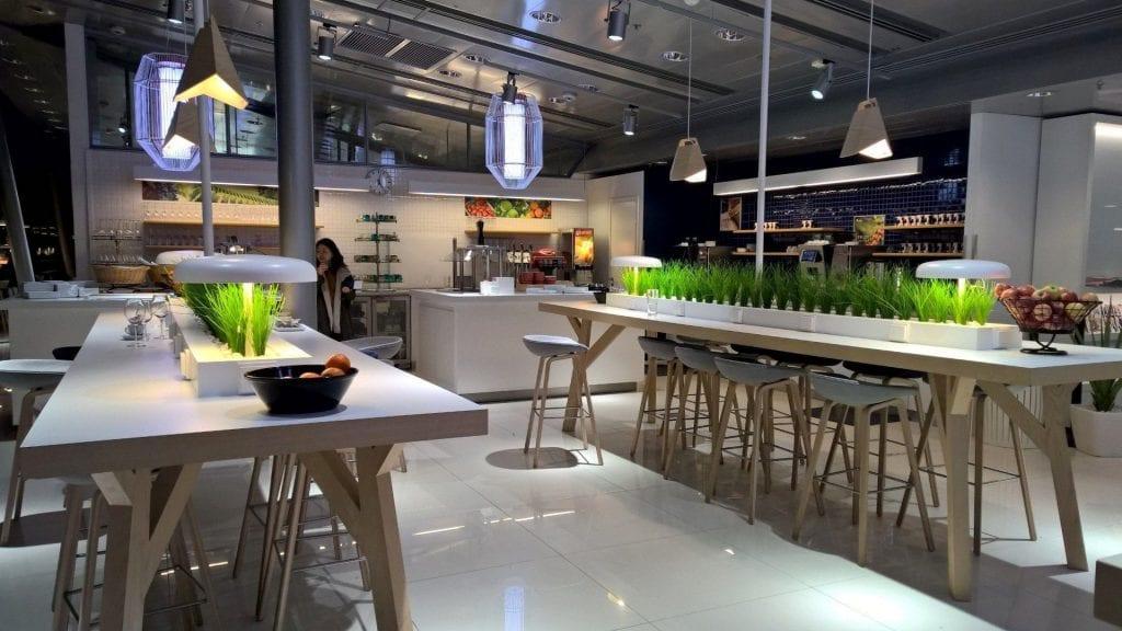 Finnair Lounge Helsinki Plus Punkte