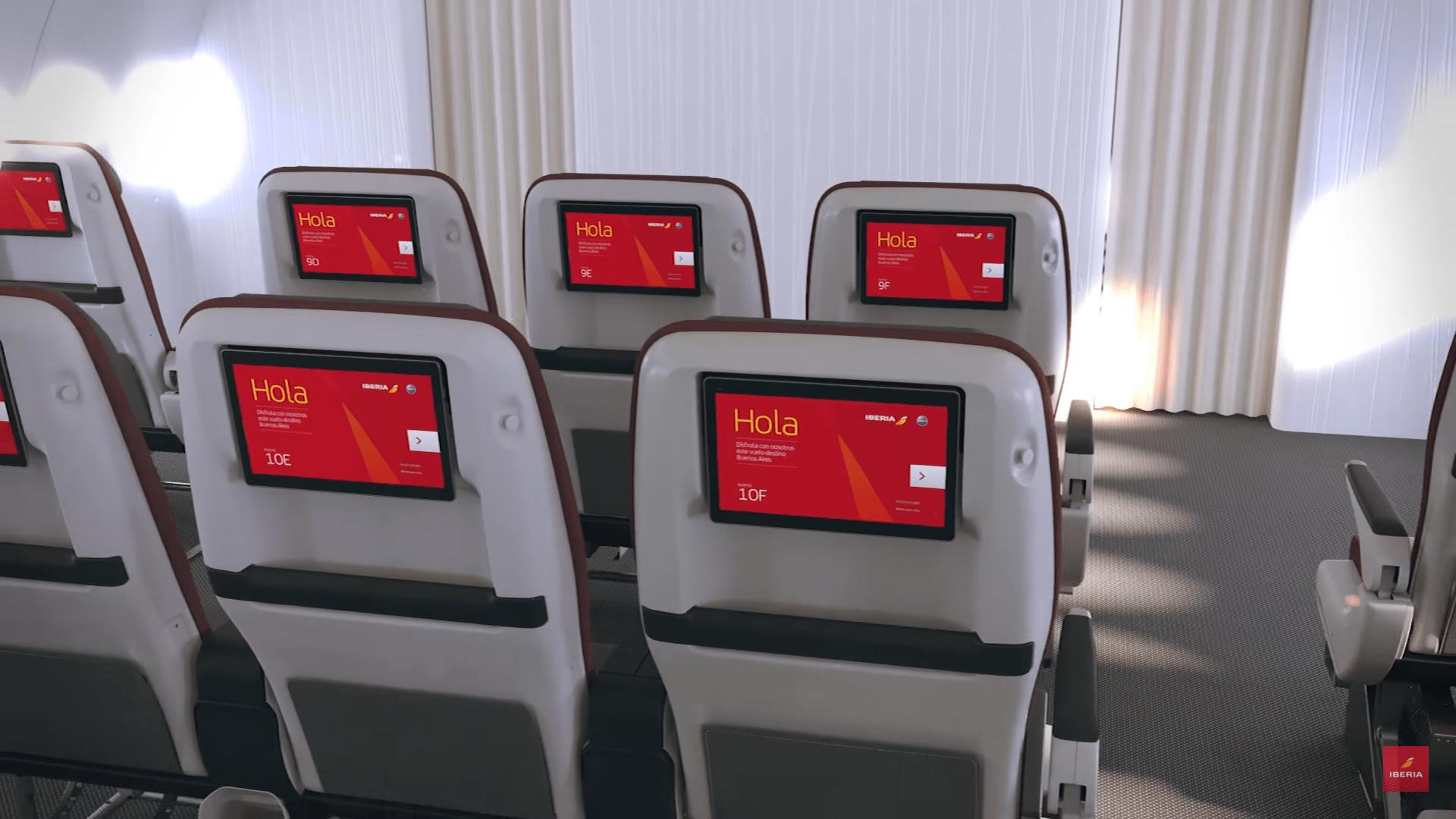 Iberia Premium Economy Class