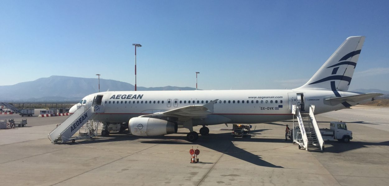 Aegean Airlines A320