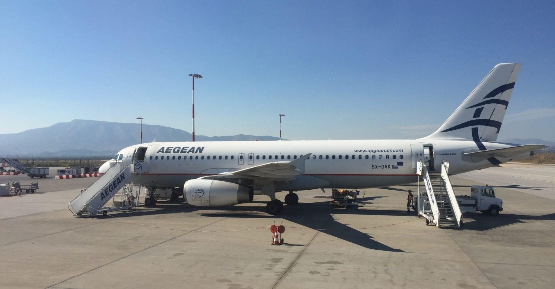 Aegean Airlines Miles + Bonus