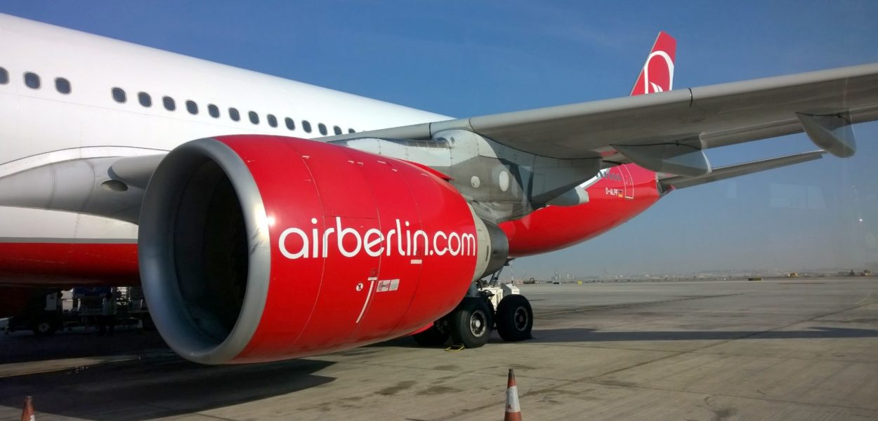 airberlin a330 5