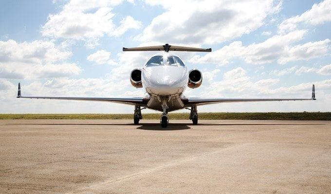Phenom 300 Light Corporate Jet