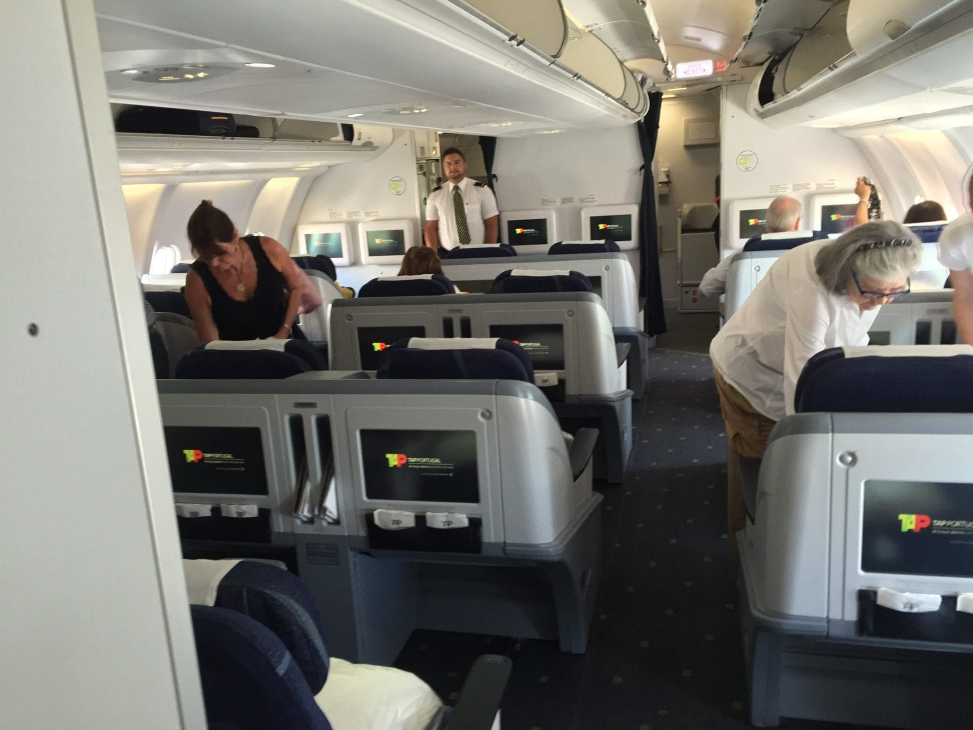 TAP Business Class Airbus A330