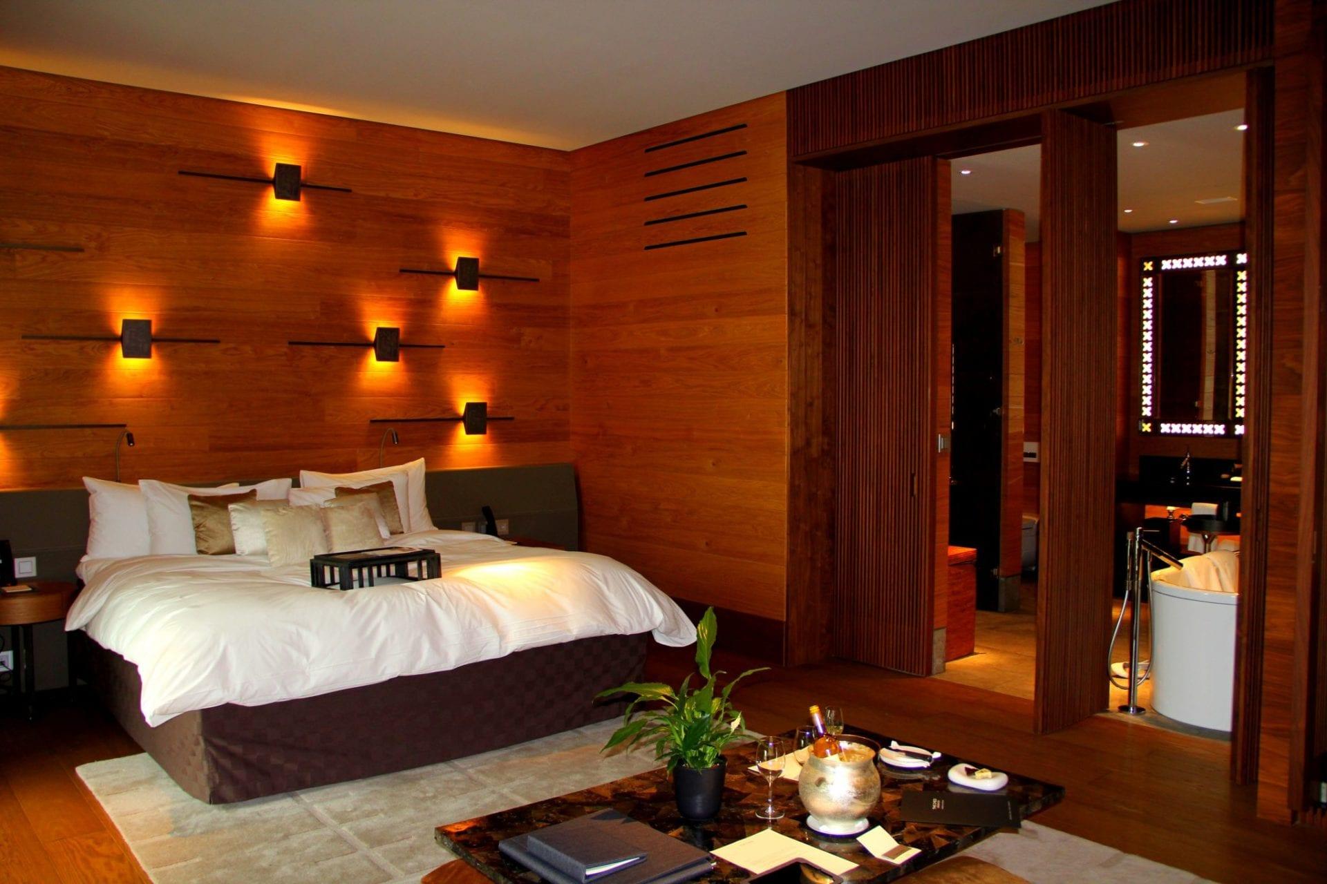 Die teilnehmenden Hotels bieten einen enorm hohen Standard