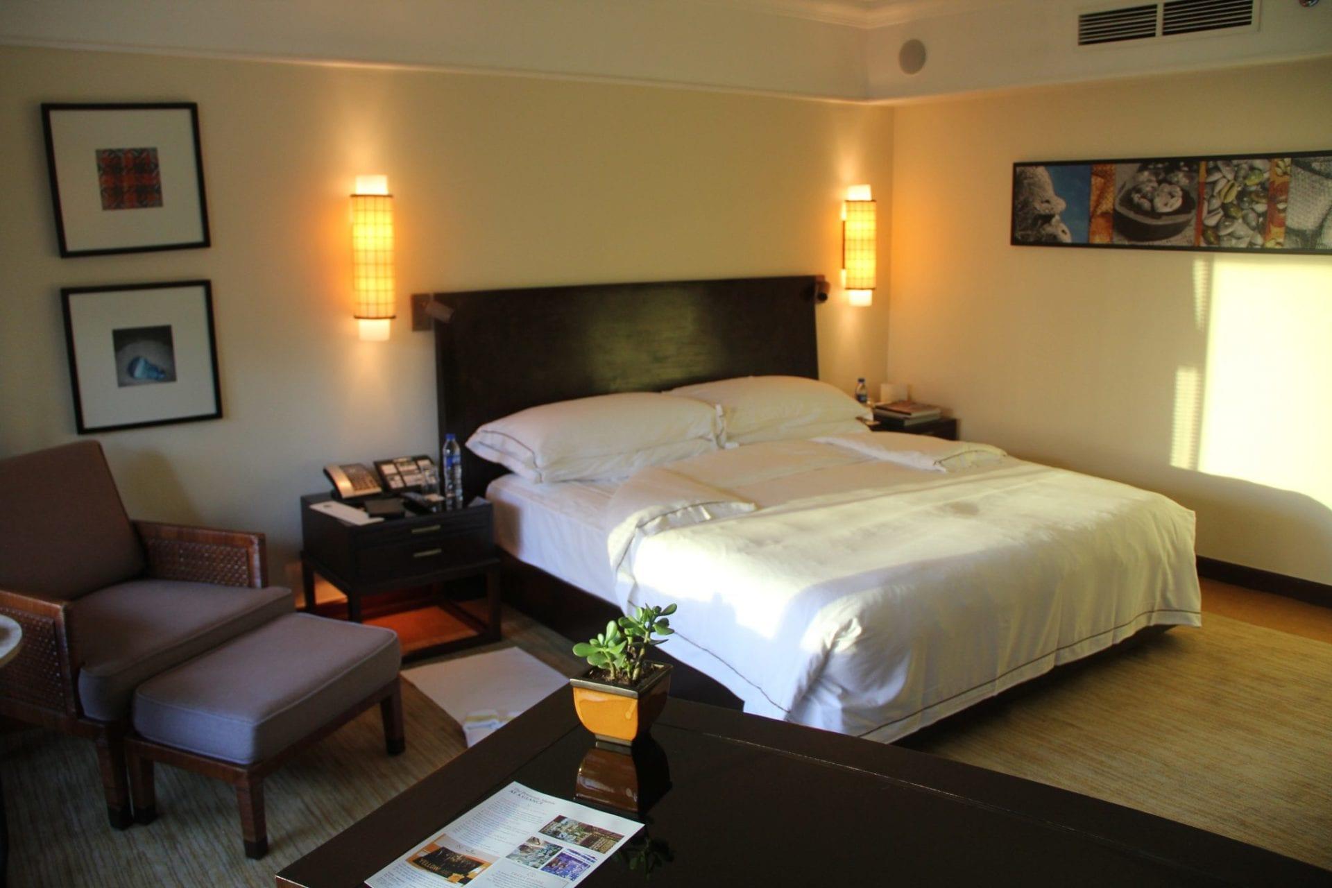 Hotelbuchungen werden mit doppelten oder dreifachen Meilen vergütet