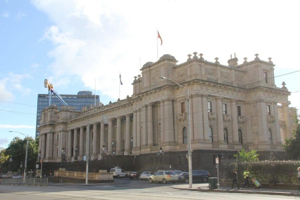 Melbourne Parliament