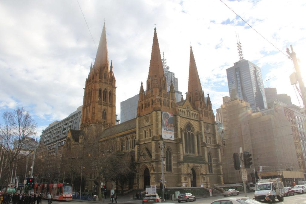 Melbourne St. Paul's Cathedral