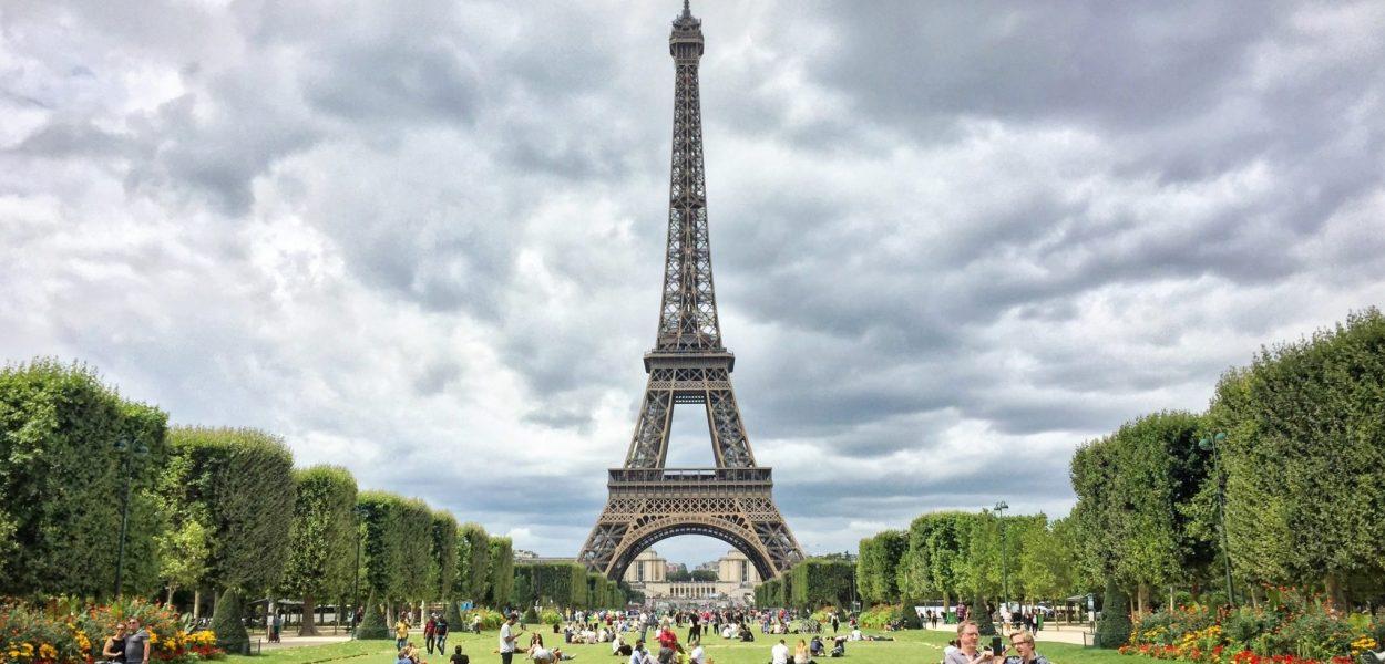 Paris Eifelturm (2)