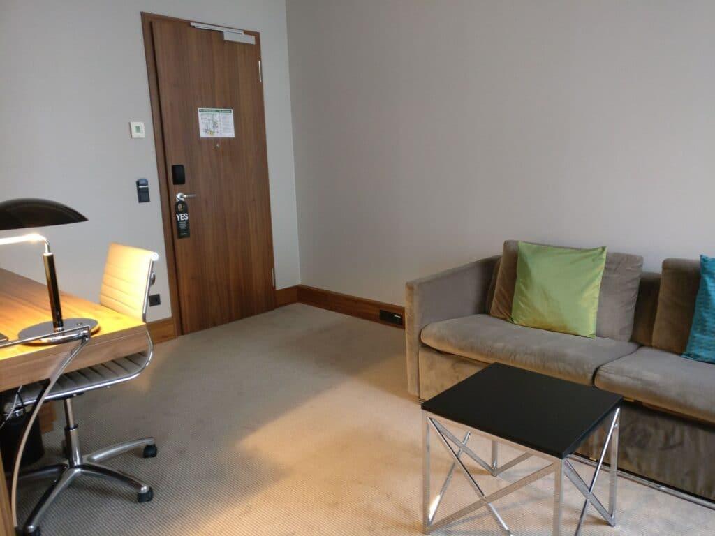 Reichshof Hamburg One Bedroom Suite 3
