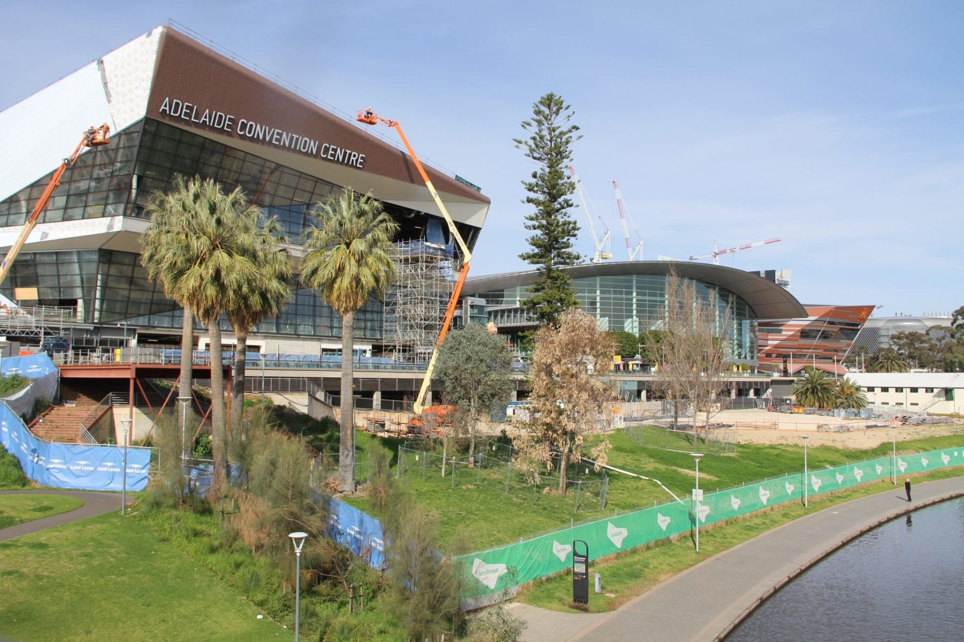 Adelaide Convention Center