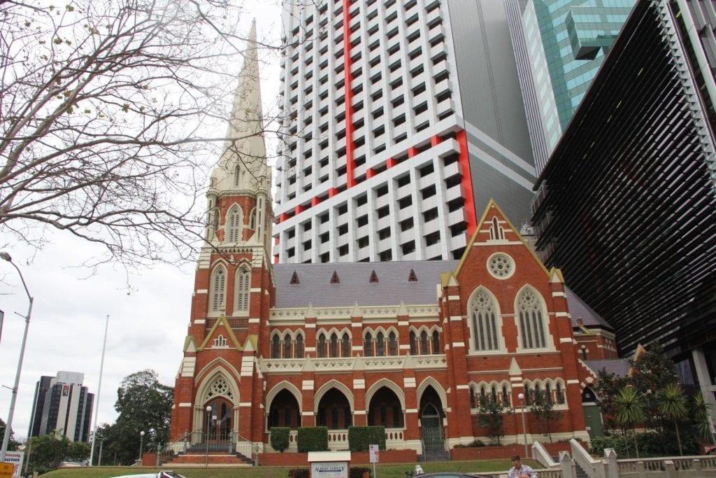Brisbane Albert Street Church