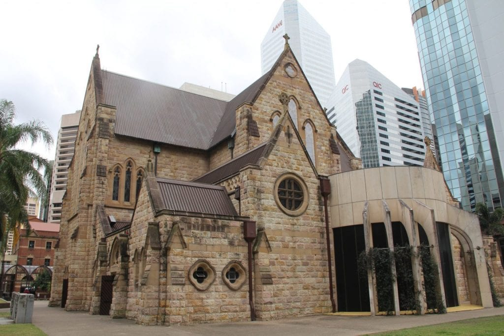 Brisbane Cathedral of St. Stephen