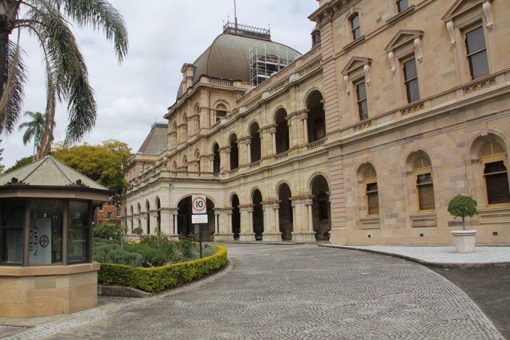 Brisbane Parliament Building