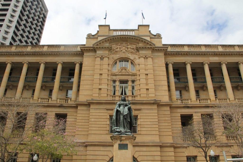 Brisbane Treasury