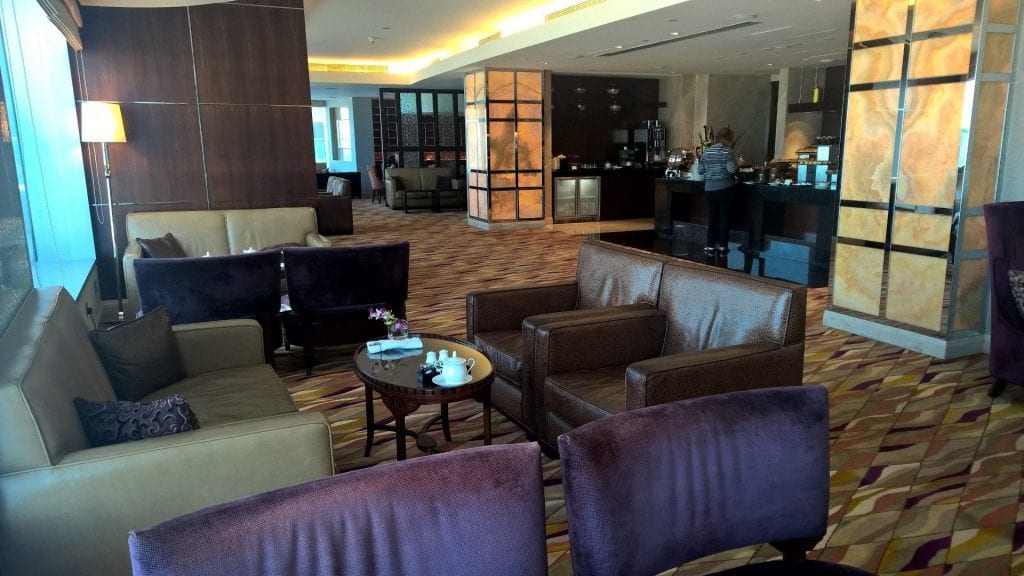 Conrad Dubai Lounge