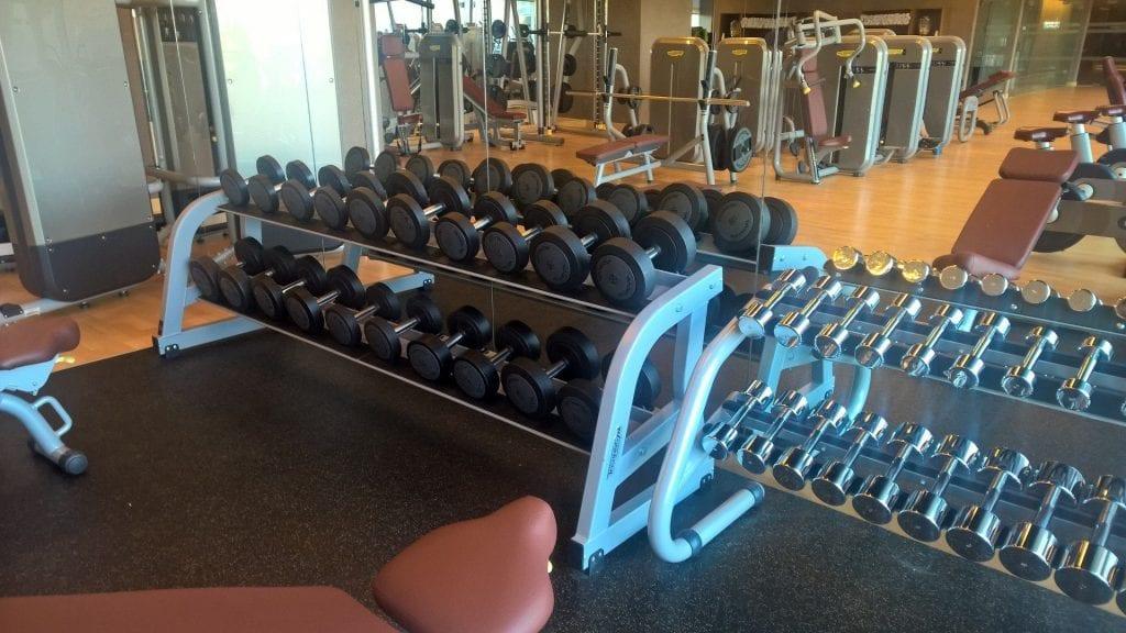 Conrad Dubai Fitness