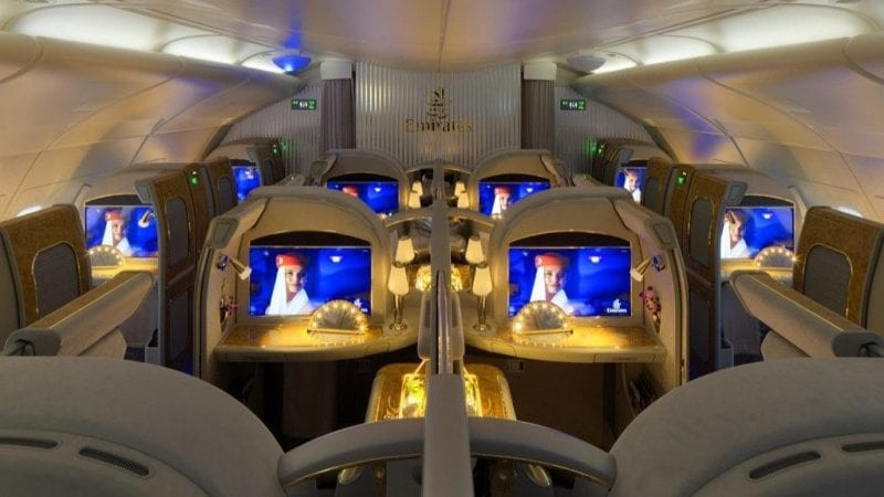 emirates first clas