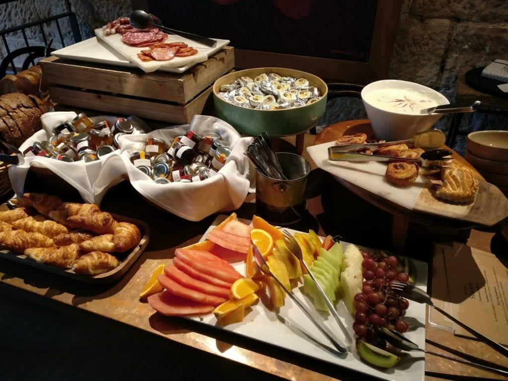 Harbour Rocks Hotel Sydney Frühstück