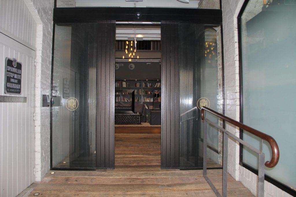 Harbour Rocks Hotel Sydney Eingang