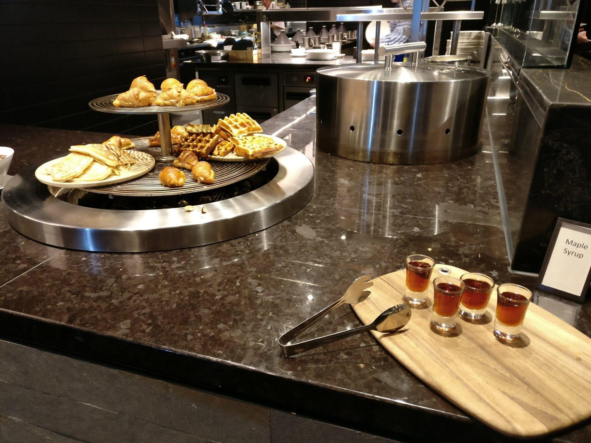 Hilton Adelaide Frühstück