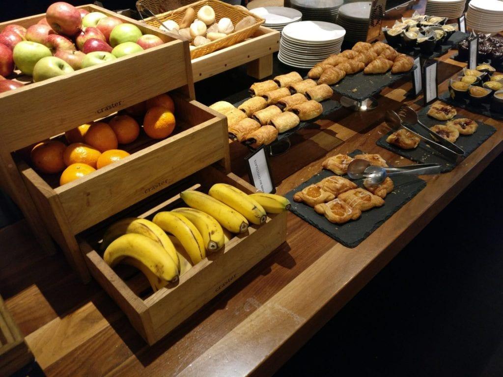 Hilton Brisbane Frühstück