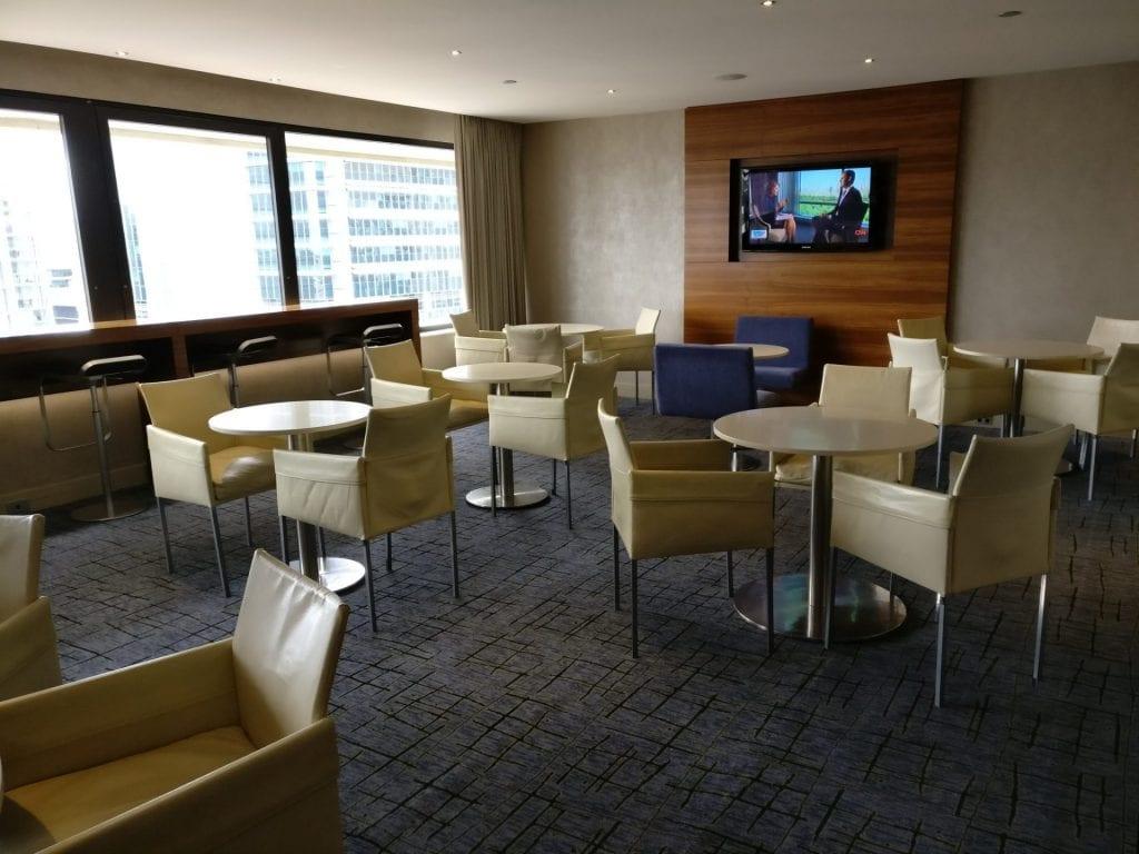 Hilton Brisbane Executive Lounge