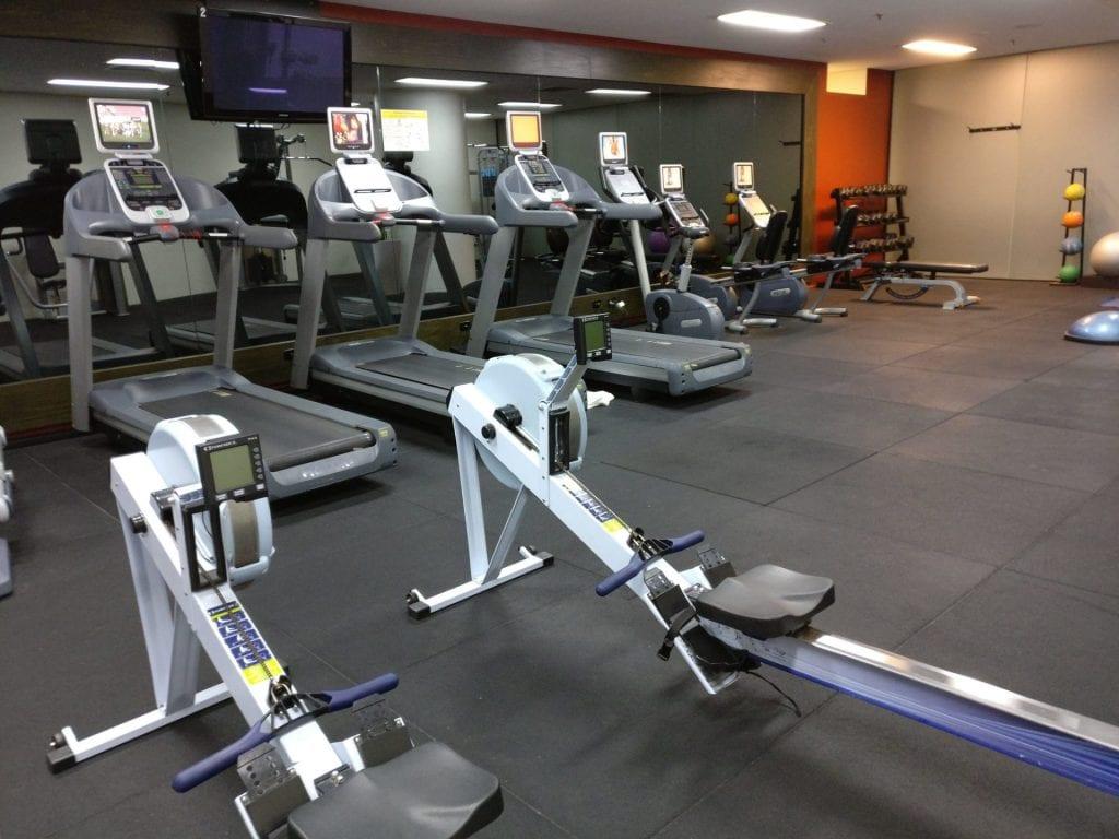 Hilton Brisbane Fitness