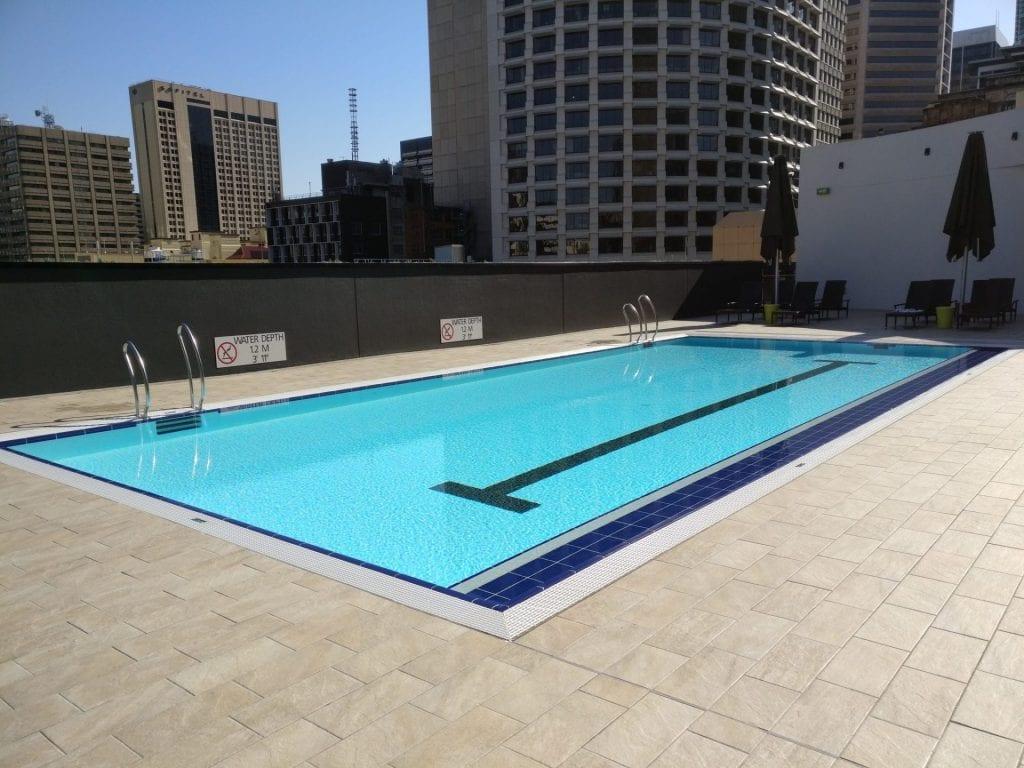 Hilton Brisbane Pool