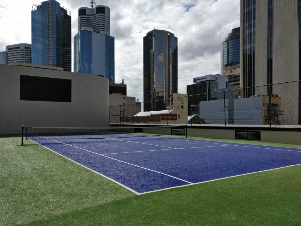 Hilton Brisbane Tennis