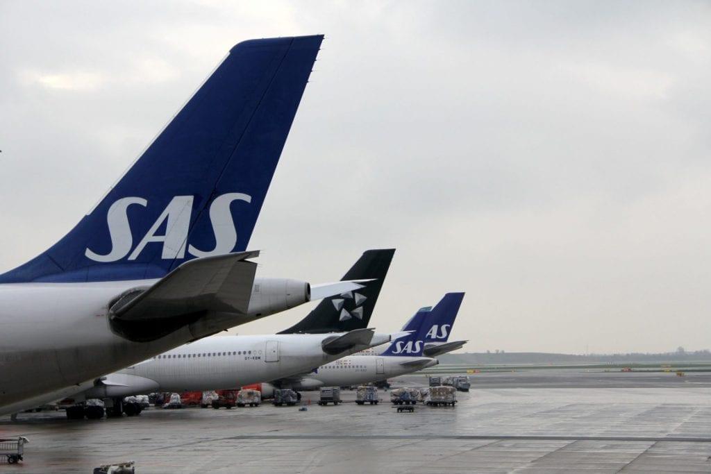 SAS Eurobonus Meilen sammeln