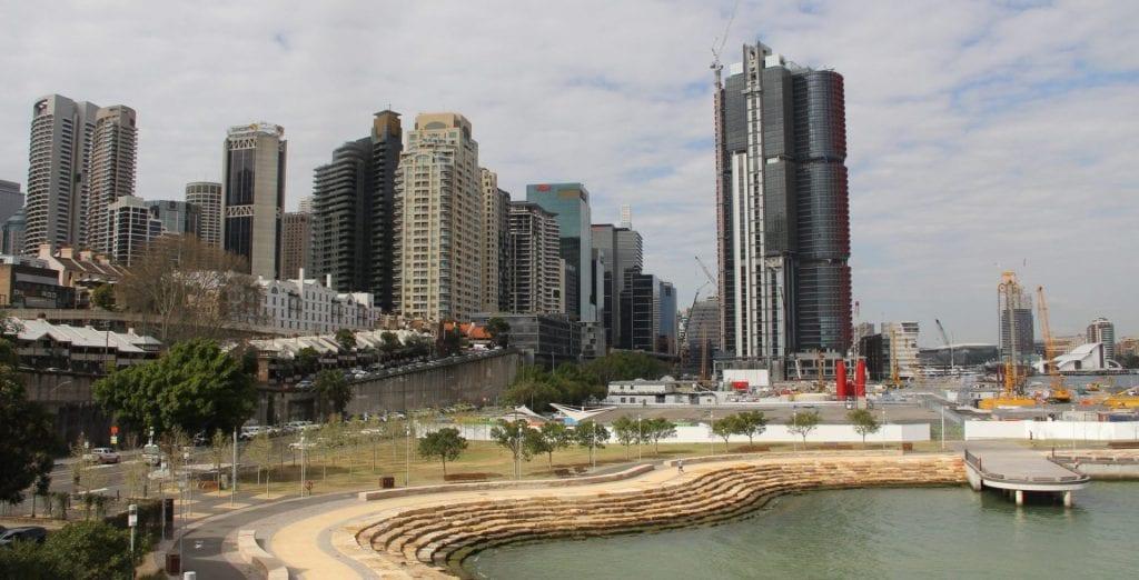 Sydney Barangaroo Park