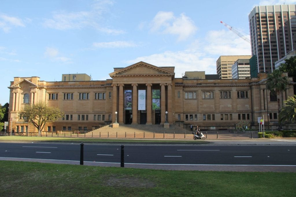 Sydney State Library of New South Wales