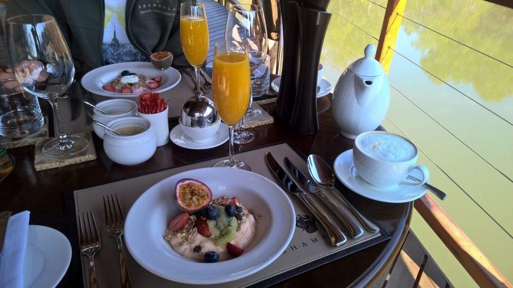 Als Leaders Club Mitglied erhaltet Ihr kostenfreies Frühstück