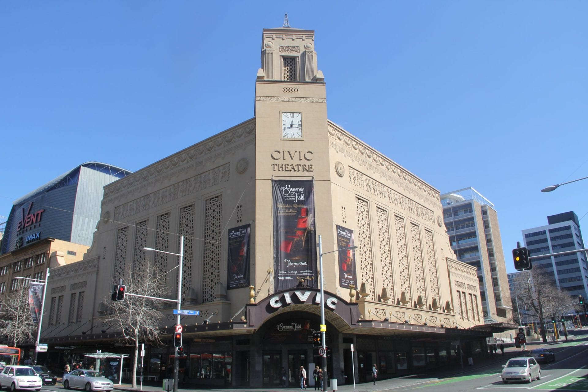 Auckland Civic Theater