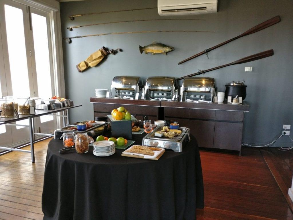 Hilton Lake Taupo Frühstück
