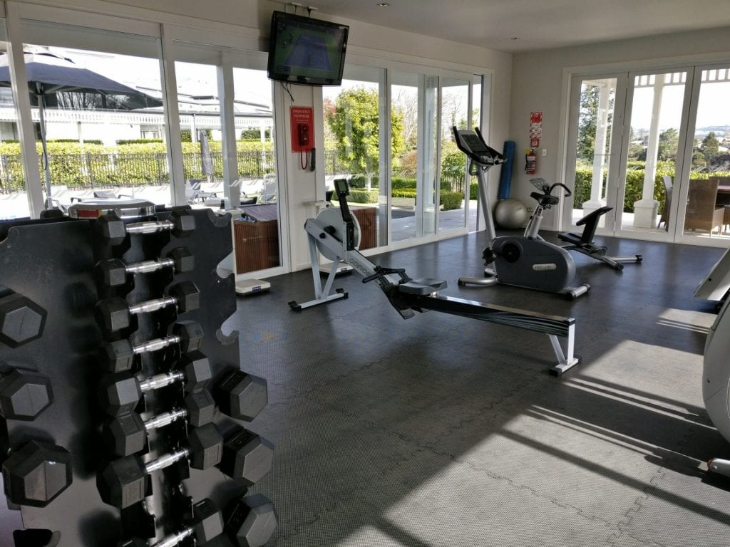 Hilton Lake Taupo Fitness