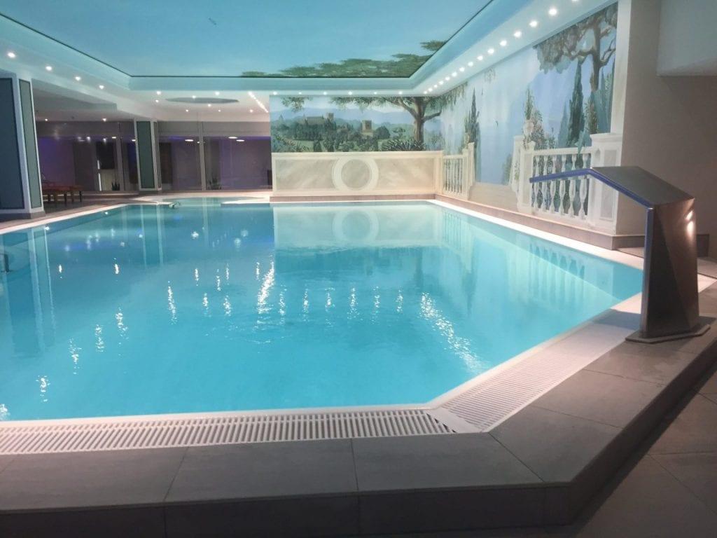 Hotel Palace Berlin Pool