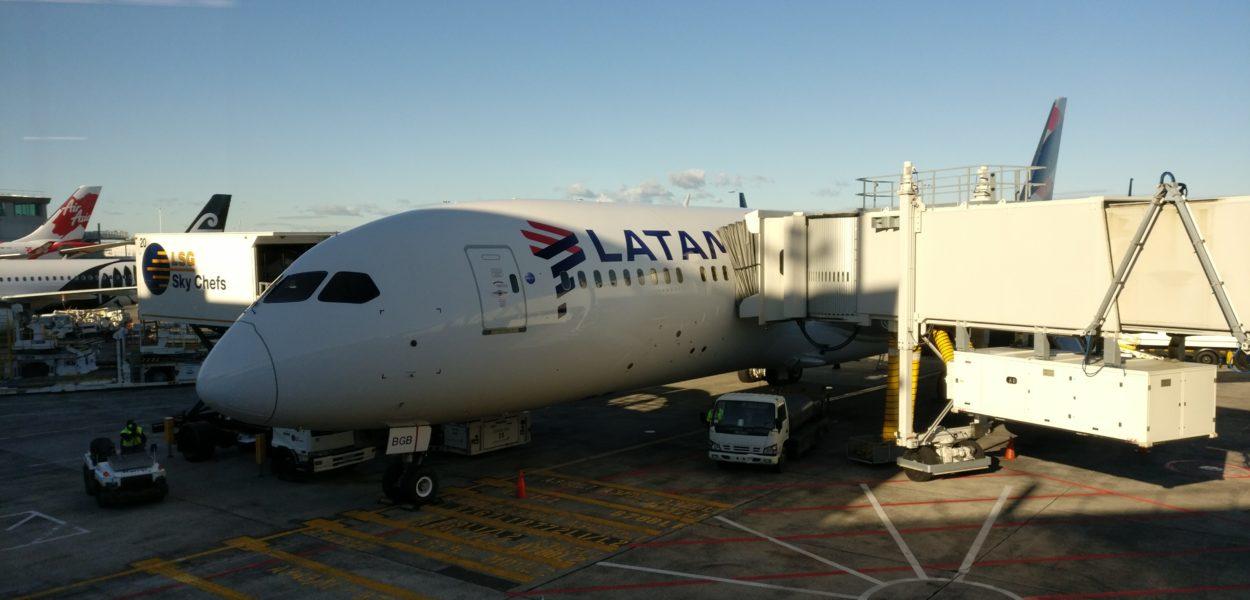 LATAM Boeing 787