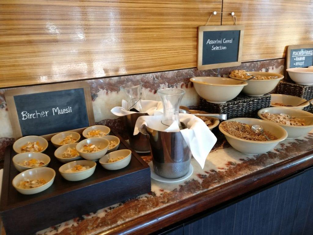 Sofitel Auckland Frühstück