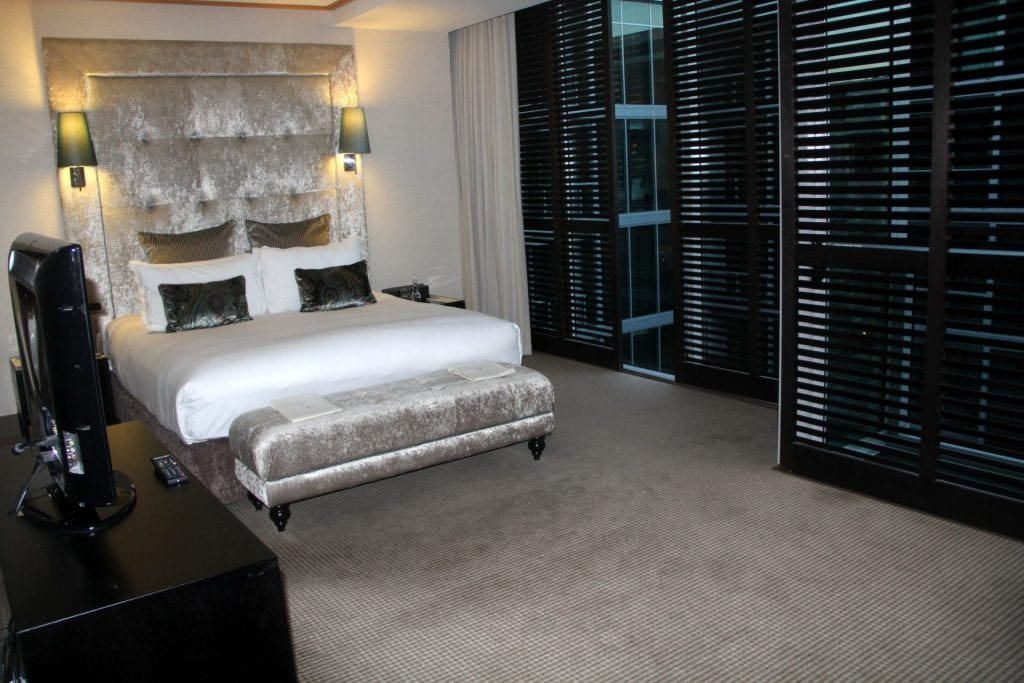 Sofitel Auckland Luxury Room