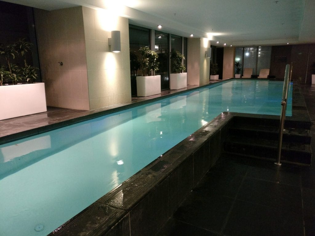 Sofitel Auckland Pool