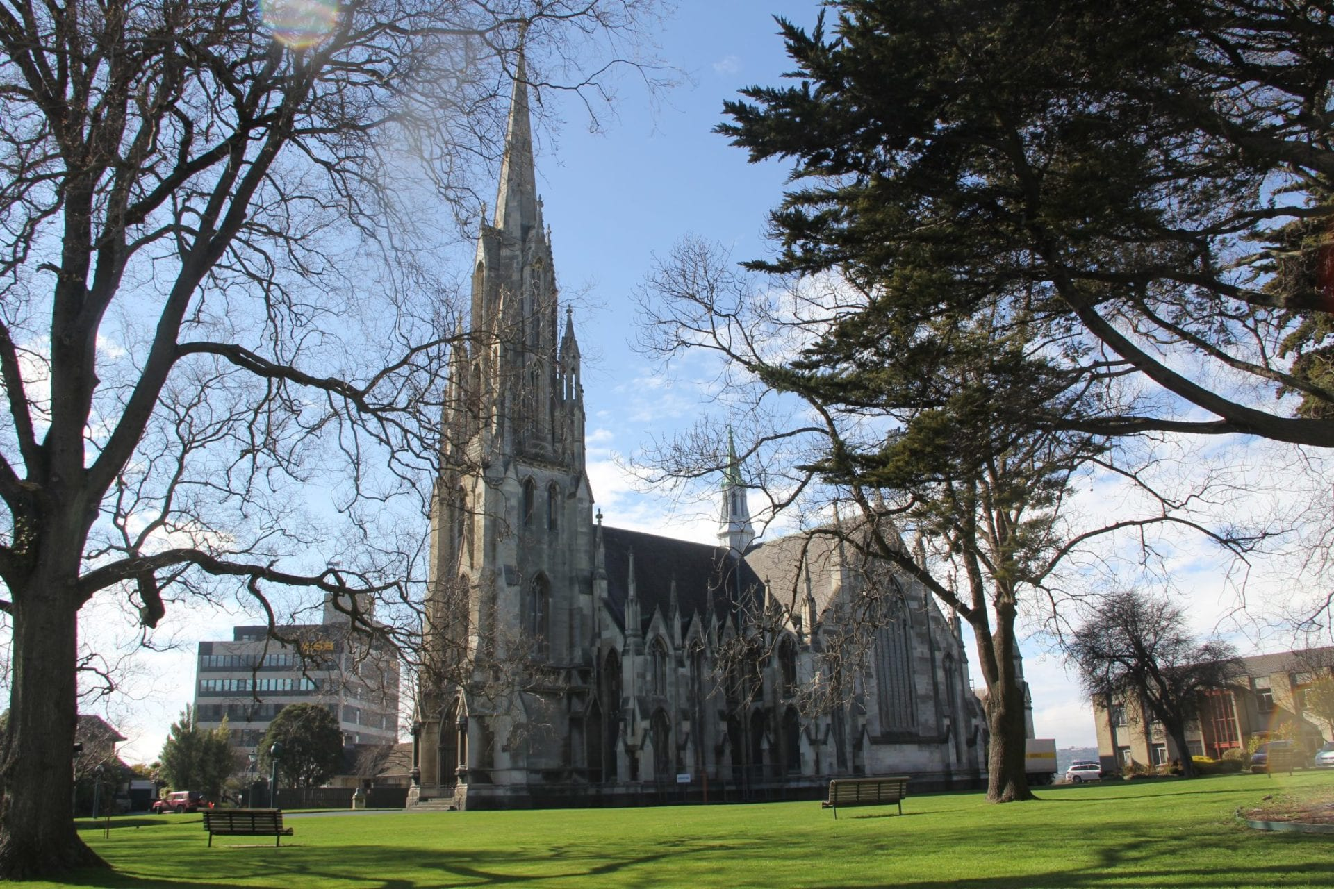 Dunedin First Church of Otago