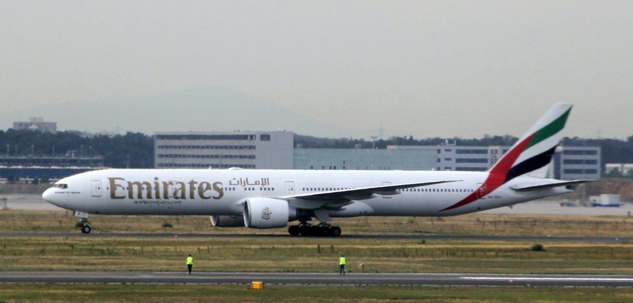 Emirates Boeing 777 2