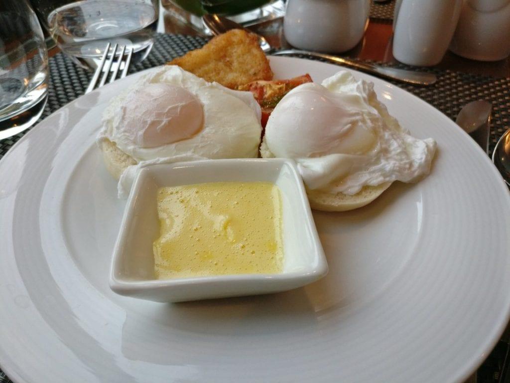 hilton hanoi opera executive lounge frühstück 9