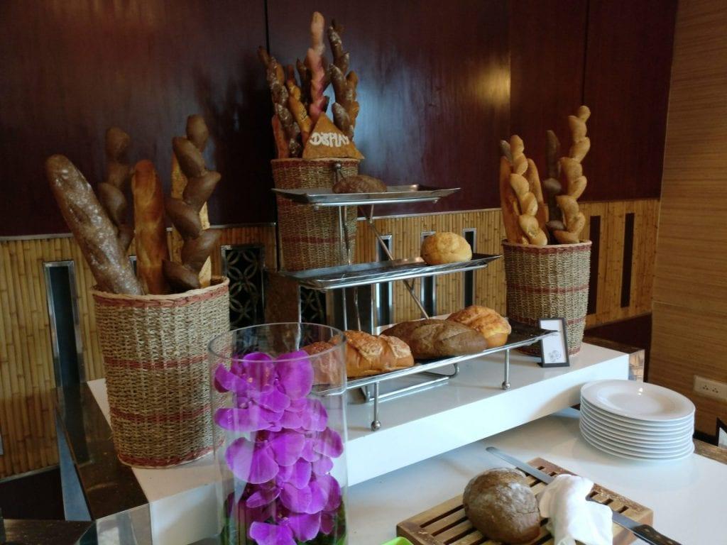 hilton hanoi opera frühstück restaurant 4